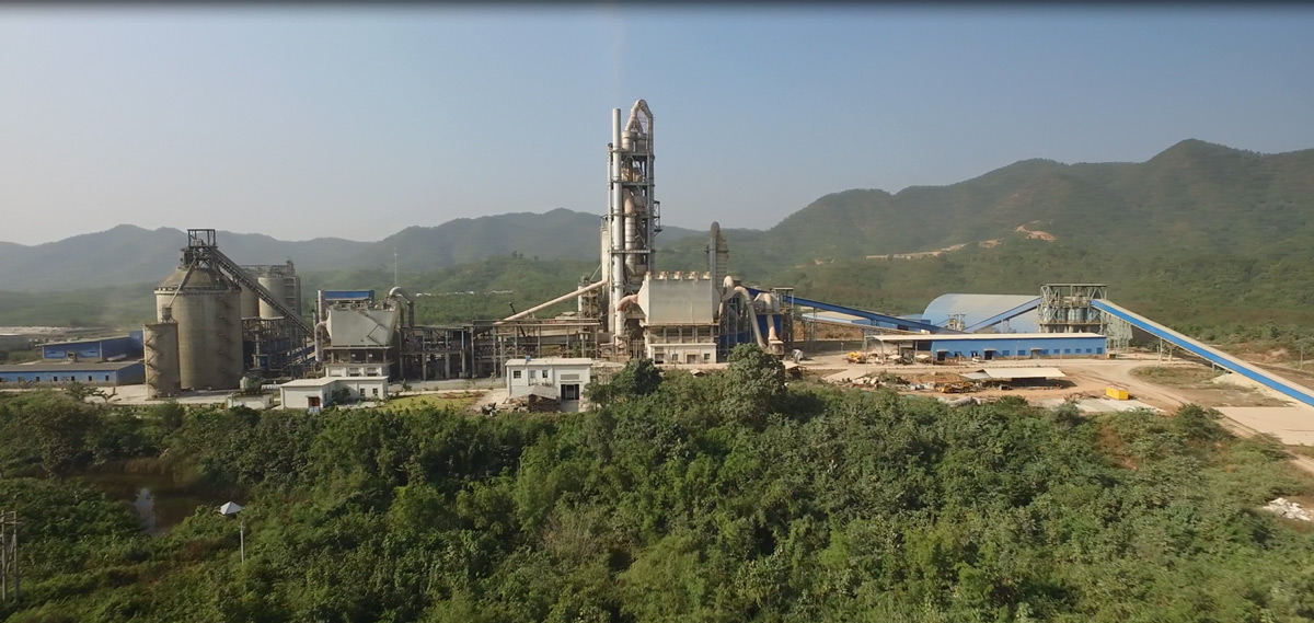 Apache Cement | Shwe Taung Cement Co , Ltd | The Strength To